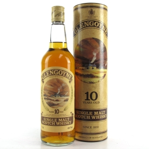 Glengoyne 10 Year Old 1980s