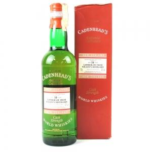 Lammerlaw 10 Year Old Cadenhead's