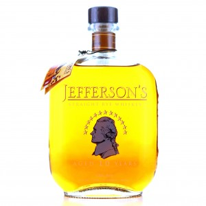Jefferson's 10 Year Old Straight Rye