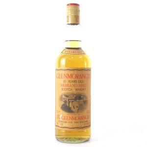 Glenmorangie 10 Year Old 1960s/70s