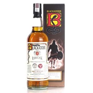 Amrut Blackadder Raw Cask Bourbon Cask Finish