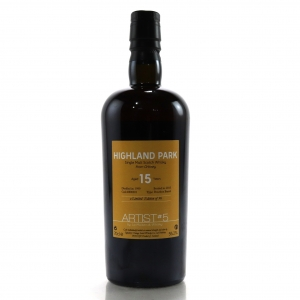 Highland Park 1999 Artist Collection 15 Year Old