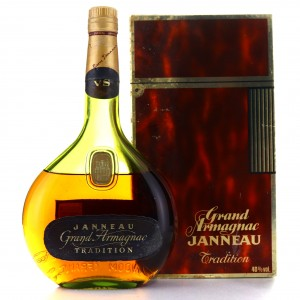 Janneau VS Grand Armagnac Tradition