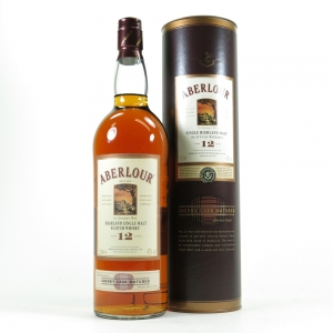 Aberlour 12 Year Old Oloroso Sherry Cask Matured 1 Litre