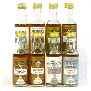 Campbeltown Commemoration Miniatures Collection 8 x 5cl