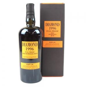 Diamond 1996 Full Proof Demerara Distillers Rum