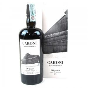 Caroni 1992 20 Year Old Heavy Trinidad Rum