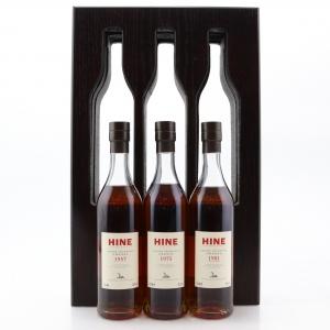 Hine Vintage Cognac 3 x 20cl