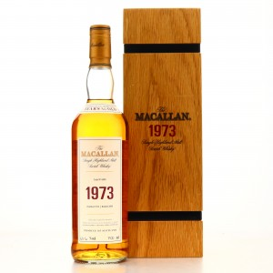 Macallan 1973 Fine and Rare 30 Year Old