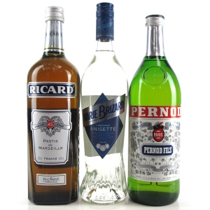 French Aniseed Liqueur Selection x 3