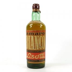 Amaro Bianco Lisotti 1950s
