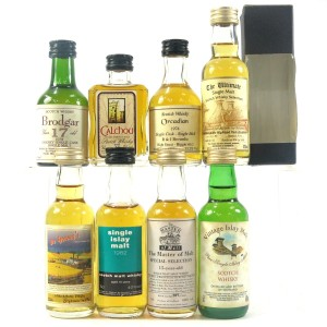 Island & Islay Miniature Selection 8 x 5cl