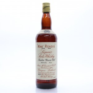 Mak' Readie 12 Year Old Liqueur Scotch Whisky 1980s