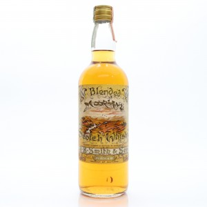 R B Smith Blended Moorland Scotch Whisky 1960s