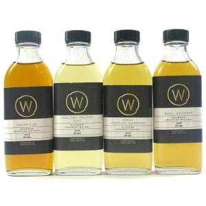 Whisky Shop Sample Selection 4 x 10cl