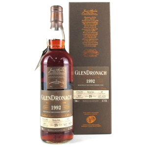 Glendronach 1992 Single Cask 25 Year Old #103