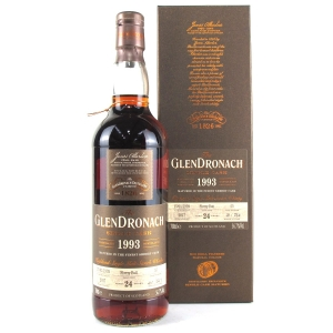 Glendronach 1993 Single Cask 24 Year Old #55