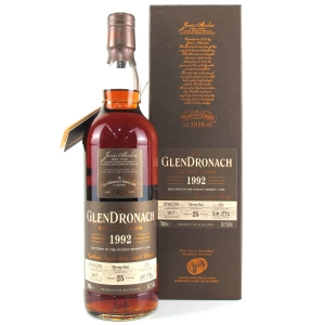 Glendronach 1992 Single Cask 25 Year Old #334