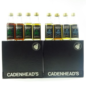 Cadenhead's Miniature Selection Pack x 2