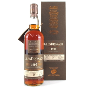Glendronach 1990 Single Cask 27 Year Old #7003