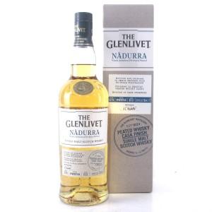 Glenlivet Nadurra Peated Whisky Cask Finish Batch #PW0715