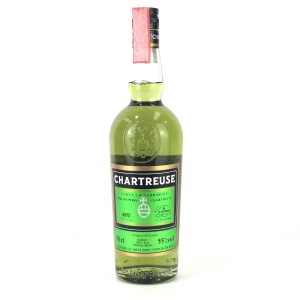 Chartreuse Voiron Green Label