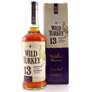 Wild Turkey 13 Year Old Distiller's Reserve