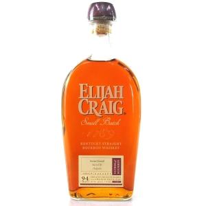 Elijah Craig Small Batch / Seven Grand Barrel III Delgado