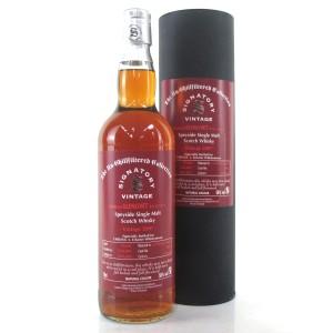 Glenlivet 2007 Signatory Vintage 10 Year Old / TARONA Bottling