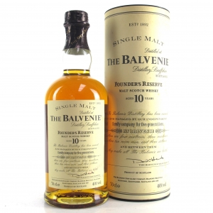 Balvenie 10 Year Old Founder's Reserve