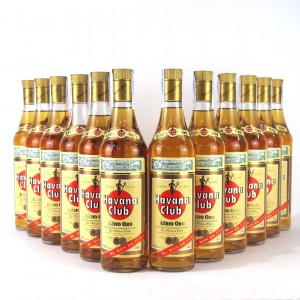 Havana Club Aneja Oro 12 x 70cl / Case