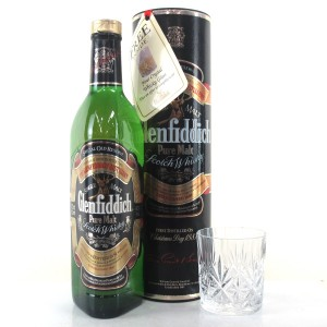 Glenfiddich Special Old Reserve / With Crystal Glass