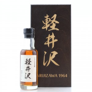 Karuizawa 1964 Wealth Solutions 48 Year Old Miniature 5cl