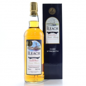 Ileach Cask Strength Islay Single Malt