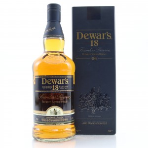 Dewar's 18 Year Old Founder's Reserve 75cl