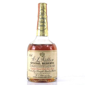 Old W L Weller Special Reserve 90 Proof Half Pint / Stitzel-Weller