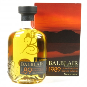 Balblair 1989 1st Release