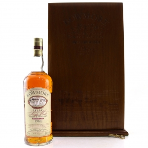 Bowmore 1964 Bourbon Cask 38 Year Old / US Import