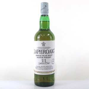 Laphroaig 11 Year Old / Friends of Laphroaig 10th Anniversary