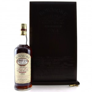 Bowmore 1964 Oloroso Cask 38 Year Old / US Import