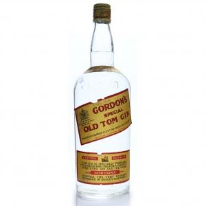 Gordon's Special Old Tom Gin 1 Quart 1960s