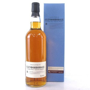 Glenborrodale 8 Year Old Adelphi / Batch 3