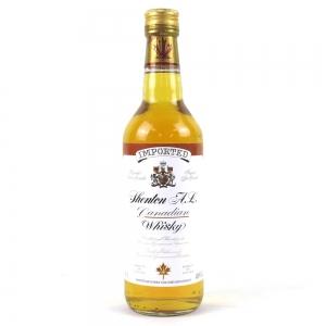 Shenton A.L Canadian Whisky