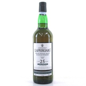 Laphroaig 25 Year Old Cask Strength 2008 Edition