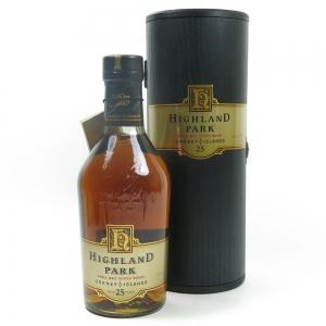 Highland Park 25 Year Old Millenium Bottling