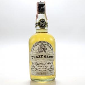 Crazy Glen 1967 5 Year Old Highland Malt