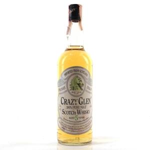 Crazy Glen 5 Year Old Pure Malt Scotch Whisky