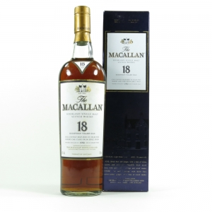 Macallan 1990 18 Year Old