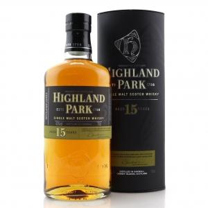 Highland Park 15 Year Old