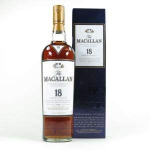 Macallan 1991 18 Year Old